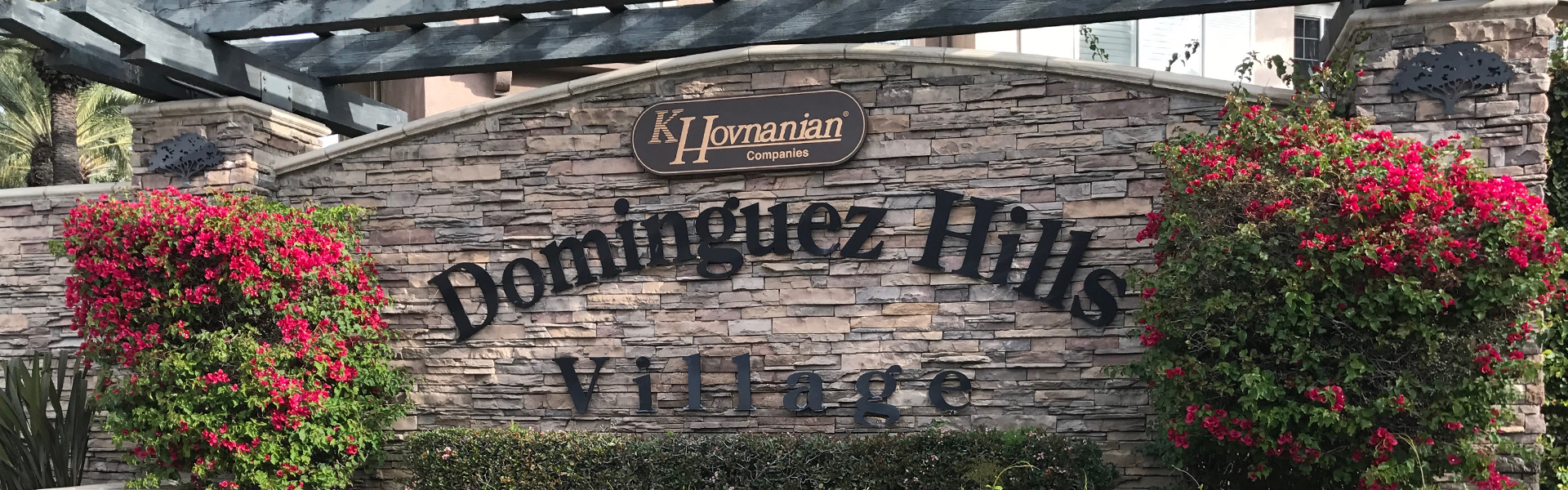 Welcome to the Dominguez Hills Village Community Website!